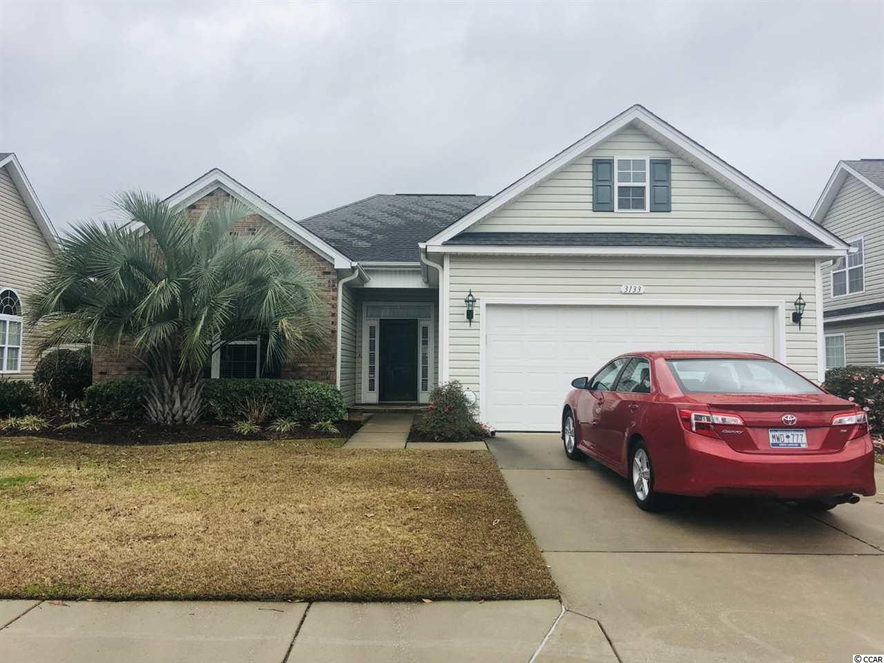 """Don't miss this great opportunity to buy in the highly sought after, gated section of Prince Creek, Murrells Inlet. The only house available in the community, this pet free, 3 bedroom house is immaculate and well taken care of. As you enter the house you will find yourself in a very open living area with all wood floors, high 10"""" ceilings, an open kitchen and a Carolina Room toward the back. Master suite features, tray ceilings, wood floors, whirlpool tub in master bath, a separate shower, double sink, and a vanity. Second bedroom features vaulted ceilings and arched windows. Please call with any questions and don't miss your chance to schedule your showing."""