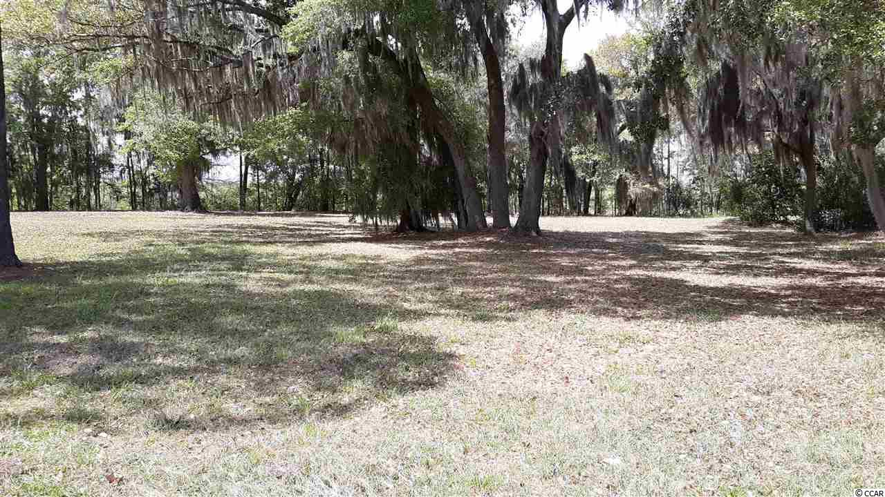 Build your dream home on this .66 acre lot located in the prestigious gated golf community of Willbrook Plantation.  This wooded lot backs up to the historic ricefields offering fantastic views and plenty of privacy.  One of the last few lots overlooking the ricefields remaining in Willbrook Plantation.  For buyer looking for a larger home site, lot 24 next to this lot is also listed for sale.  Amenities include: 24 hour Security Gate, Clubhouse/Rec Facilities & Pool.  Litchfield by The Sea membership can be obtained.  Only minutes to the beaches of North and South Litchfield, Huntington State Park and boating on the Intracoastal waterway.  Shopping, dining, golf and entertainment are close by in the Pawleys Island, Murrells Inlet and greater Myrtle Beach areas.  Measurements are approximate and not guaranteed, buyer is responsible for verification.  Seller is a licensed SC Realtor.