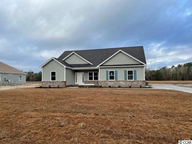 New construction! We have several models to choose from, large lots and all just minutes from downtown Conway! Fantastic open floor plans with a large breakfast bar/area, staggered-height cabinetry and stainless appliances in the kitchen. Photos are of a completed, similar home in another neighborhood and may have different features.