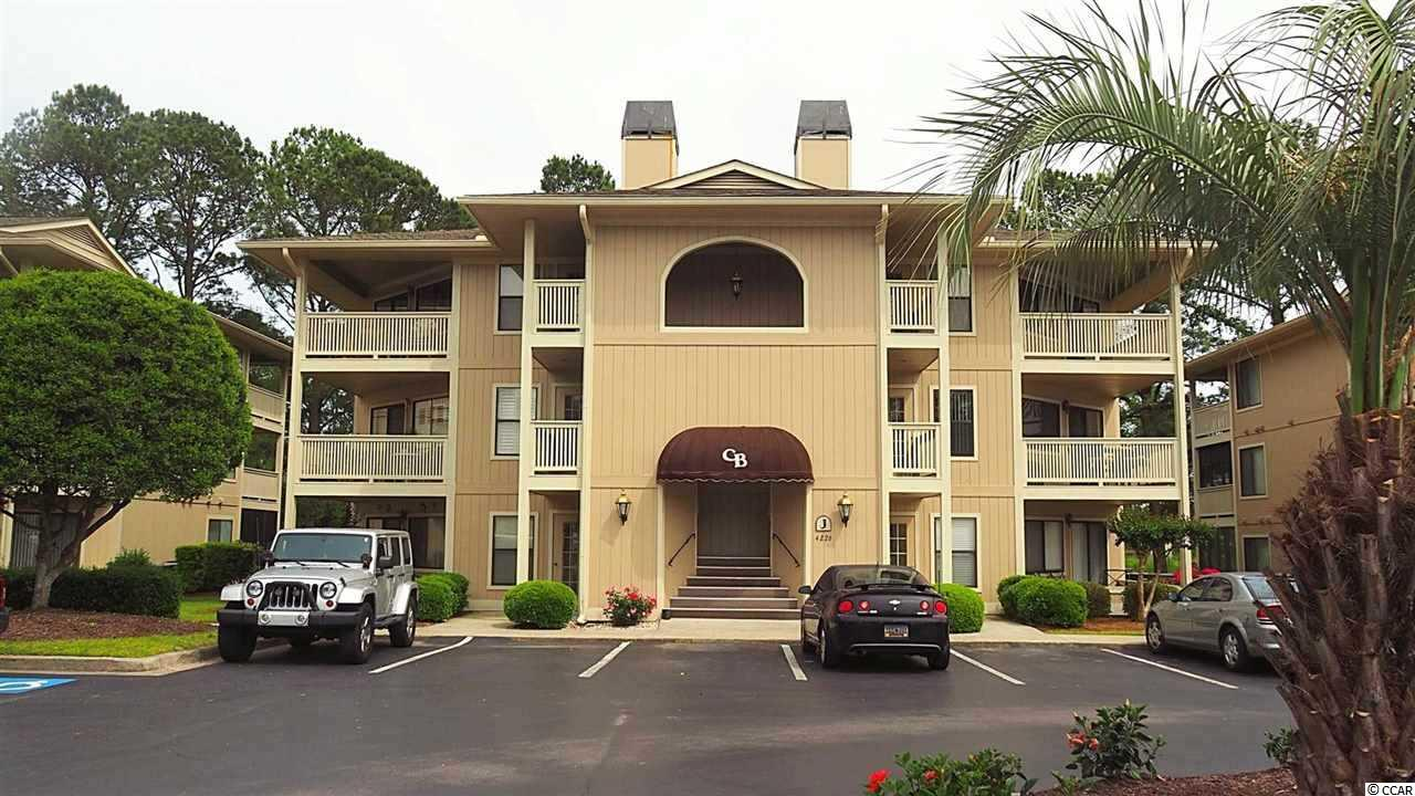 Check out this hard to find, first floor unit in Cypress Bay. This fully furnished condo was barely used as a second home. As you enter you will find all tile floors throughout the unit and a very open kitchen/living area to enjoy. Located in the highly sought after community of Cypress Bay in Little River, minutes away from Sea Mountain Hwy, Hwy9 for a straight drive to Cherry Grove Beach and everything else North Myrtle Beach has to offer. Please call with any questions and don't miss to schedule your showing.