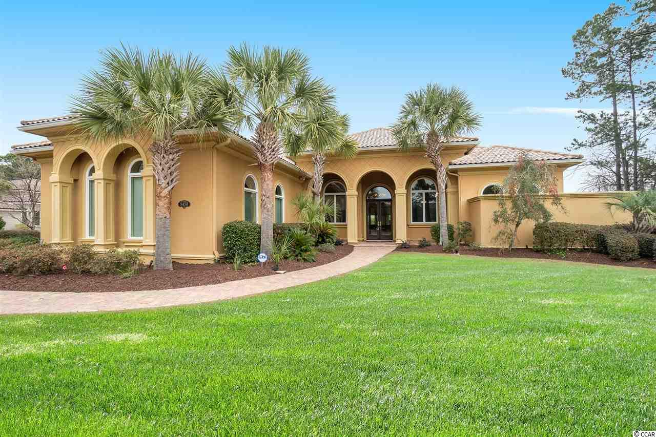 Located in Cadiz, within the Grande Dunes a gated community with onsite Security Guard building, this spectacular 6 BR 6.5 BA home can only be appreciated if you see it. This home creates a lifestyle with flexibility in planning, you can create an oasis for entertaining, family life or quiet enjoyment, the canvas is open to your dreams. The central space in this home offers formal and informal spaces, office/library area, large kitchen with breakfast nook and large eating space attached to a room that is perfect for casual time as it opens to the pool and patio area too. There is a first floor owner suite that opens directly to the pool/patio. This great space has his and her walk in closets, a large bathroom with walk in shower and soaking tub. Need an au pair or inlaw suite? This can be created here as well, with a little design and planning, a very charming suite can be had. There is even a space on the 2nd floor perfect for your in-home Theater, and next door a great location for card/game room that opens to a spiral staircase down to the pool area and basketball court. All this and more bedrooms with attached bathrooms for your living enjoyment.  Home provides unmatched comfort, energy efficiency Insulating Concrete Forms (ICFs) are hollow foam block which is stacked into the shape of the exterior walls of a building, reinforced with steel rebar, and then filled with concrete. Insulating concrete forms combine one of the finest insulating materials, with one of the strongest structural building materials, steel-reinforced concrete.  All information deemed reliable and should be verified.
