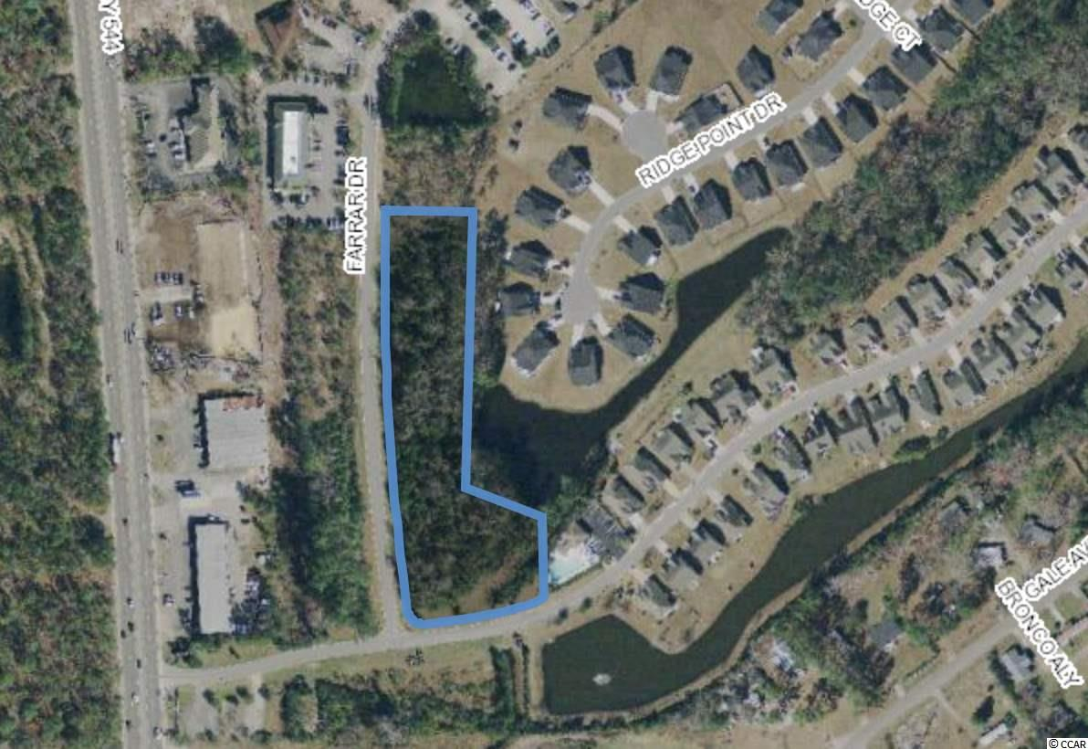 Medical Lots Available in Conway! Owner is willing to subdivide Lots from .50 acre to 5.25 acres zoned EIO. Lot's are Located close tothe Conway Hospital which recently teamed up as a Duke Health Affiliate many other Medical offices close by. Great opportunity for NewDevelopment.