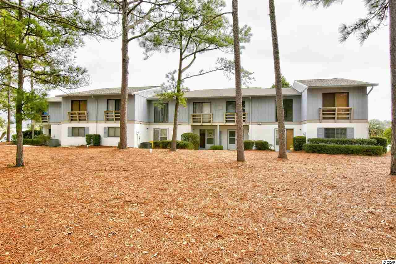 This amazing lake front condo at Deer Track is a must see! It has 2 bedrooms, 1 full bath, and 1 half bath. The master bedroom has a sliding glass door that leads onto a balcony and the living room has a very spacious patio area, both have a beautiful view over looking the lake! This unit offer lots of space, is in a great area, and the HOA includes numerous amenities. The community pool, clubhouse, and activity center are just a few and all are just a short walk away!