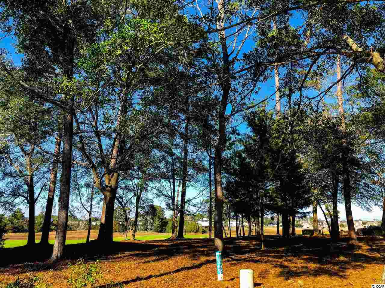Are you looking to build your DREAM home but can't seem to find the perfect lot? Look no further! This DOUBLE LOT in the beautiful golf course community Tidewater Plantation has it all - Golf Course Views, Marsh Views, unobstructed views of the Intracoastal Waterway, and Luxurious Coastal Living! Nestled at the end of a cul-de-sac overlooking the 8th and 9th Fairway in ultra-exclusive Tidewater Plantation, you will enjoy world class amenities and stunning nature vistas with all the convenience of North Myrtle Beach! Bring your own builder with no time frame to build! Tidewater is gated with 24 hour security and offers THE BEST of the best - resort style pools and fitness facilities, award-winning golf course, tennis courts, year round social events, nature trails along the Marsh, a private Oceanfront Clubhouse, and MORE! All while being just minutes to the best beaches, restaurants, entertainment, shopping, medical centers, and more! Tidewater Plantation is truly a lifestyle community that is completely unique and this is the ONLY double-lot available so don't delay - grab your piece of North Myrtle Beach paradise today!