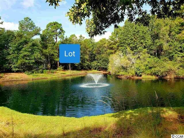 Your DREAM to build in Pawleys Island, is here! Welcome to The Reserve ~ a prestigious, gated community that clearly was an old Indigo Plantation in its past, as the grounds here truly remain full of beauty and nature, with walking trails, bike trails, The Reserve Harbor Marina, a famous Greg Norman golf course... and more! This Lot is the ONLY one available that backs to a large pond/Lake with a beautiful fountain  and a sound so relaxing, you will be sure to enjoy your backyard all year long. Morning coffee and evening cocktails on your screened porch or lanai will surely make you smile knowing you finally own your paradise near the Beach! The Reserve is a private, gated community located minutes from Litchfield Beach and/or Pawleys Island so putting your toes in the sand is just a quick ride either direction. Reserve Owners will enjoy a pool and optional membership to the Reserve Harbor Marina Club, which features wet boats slips with water and wi-fi, indoor boat storage, full service restaurant, bar and clubhouse, pool and patio Also, a hidden wooden boardwalk where you can walk to the River and see the spectacular sunset, be sure to check it out, Reserve owners have access to their own Private Beach at Litchfield by the sea, just a few minutes walk, Bike , Or Golf cart, bring a picnic and have supper on deck as you watch the ocean roll in, this is a one of a kind opportunity, do not let it slip through your fingers.