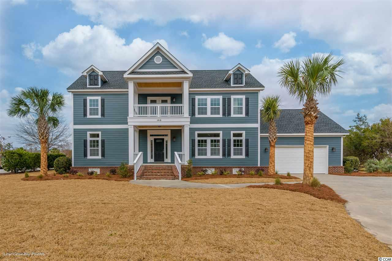 Come tour this beautifully remodeled 5Br/3.5Bath home in desirable private community of Vereen's Landing located in Murrells Inlet that has a community boat landing on Collins Creek providing access to the Waccamaw River and Intracoastal Waterway by boat. The home sits on over a half acre lot and boasts gorgeous luxury vinyl plank flooring throughout, new roof, new HVAC units, all new plumbing and electrical fixtures, as well as brand new stainless-steel top end appliances, interior and exterior paint, new hot water heaters, and irrigation system. Enjoy large private fenced in yard with the lake view and look no further as this home has it all! The location is perfect: close to TPC Golf Club, Murrells Inlet Waterfront  and Marshwalk, Brookgreen Gardens, Huntington Beach State Park and Wacca Wache Marina. Schedule a private tour today!