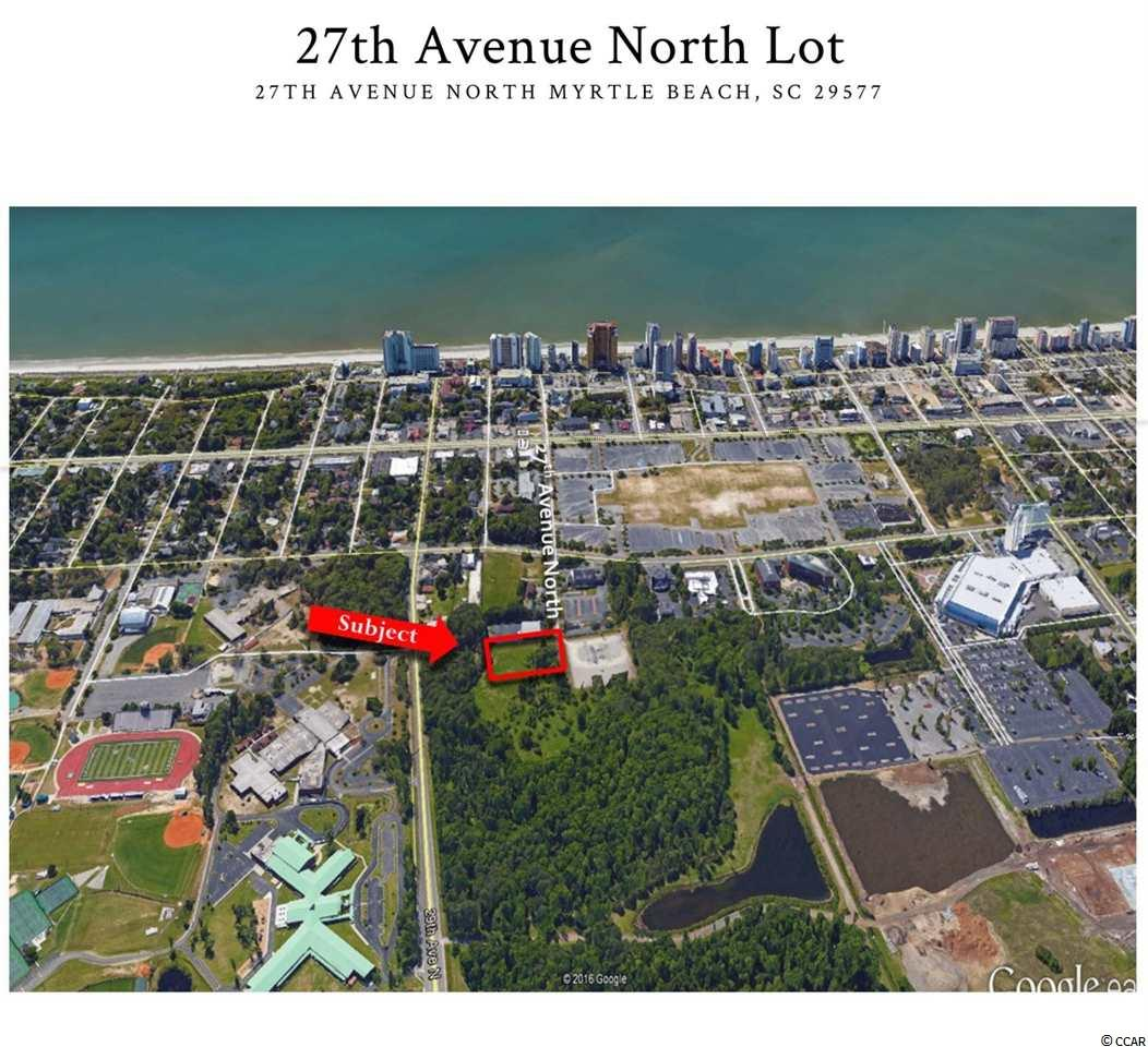 -OFFERED FOR SALE is this Professional Office, Multi-Family  Location in the Heart of Myrtle Beach.  Property is located just off Oak Street adjacent to the Founders Center, Very Close Proximity to  Myrtle Beach Convention Center, and Financial District.-   -Approximately 1.33 Acres-  Average Daily Traffic Count (North Oak Street) 15,700 - Average Daily Traffic Count (North Kings Highway) 30,700-
