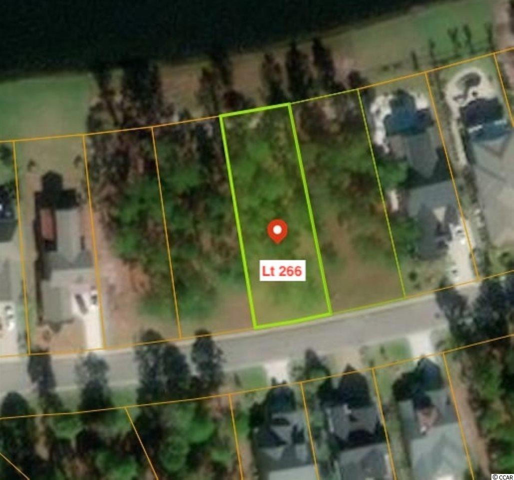 Beautiful lakefront lot located in the highly sought after gated community of Waterbridge in Carolina Forest ! Lot 266 features almost 60ft of lake front with beautiful water views and just a short walk to the amenities center. Build your dream home on this wonderful lot, no building time constraints, choose your builder. Waterbridge's impressive amenities include a huge pool area, tennis, fitness center, volleyball & basketball courts, boat storage, a boat launch & pier, fire pit and more. Conveniently located close to the award winning school system and just a short drive to beautiful beaches and all the shopping dining and entertainment the Grand Strand has to offer!