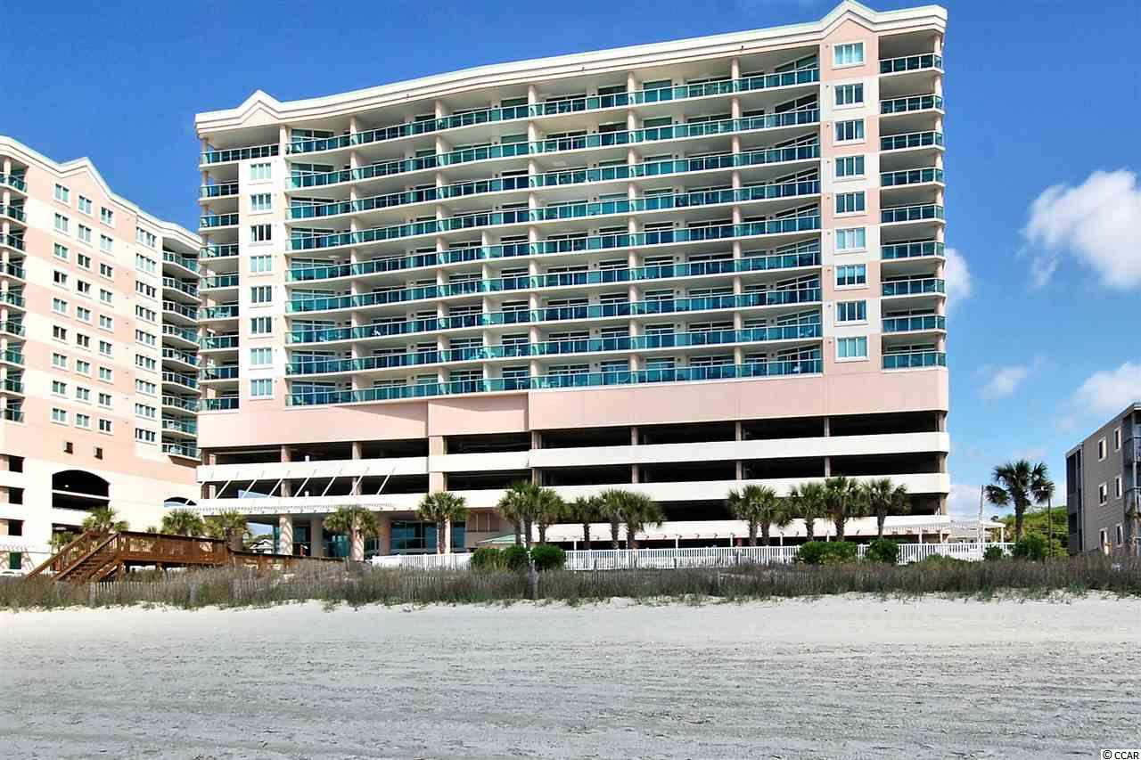 Fantastic and rare 2 bedroom 2bath ocean front unit in the super popular Crescent Keyes Resort. This unit is fully furnished , turn key, and includes all the amenities you would look for in a first class condominium...  Indoor and outdoor pools, last river, hot tub, exercise room and a 6th floor sun deck with additional water features as well.