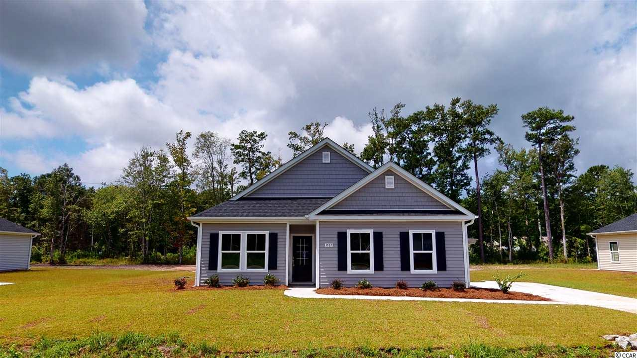 Do you want a brand new home on a large 1/2 acre lot with no HOA? If so, this is a great opportunity for you! The home is built by a Certified Master Builder of SC and comes with a 1 year builders warranty, and a 10 year transferable structural warranty.
