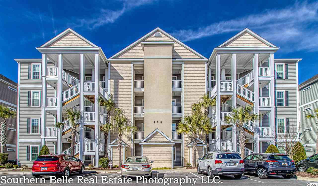 The 2nd floor unit boasts of many high end upgrades and has been diligently maintained. Beautiful view of the pond from screened porch. Located right in the middle of the Grand Strand, its location is geographically desirable for someone who wants to take advantage of everything our area has to offer. This spacious and impeccable unit is a must see! All measurements and square footage are approximate and not guaranteed. Buyer is responsible for verification of all information pertaining to the property.