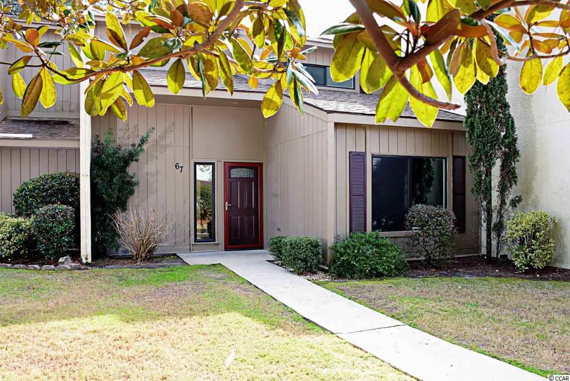 Take a look at this beautifully updated 3BR/3BA town-home style condo in Baytree. Unit is conveniently located across from McLeod Sea Coast medical center on Hwy 9 in Little River giving you access to all the beach has to offer with Hwy 31 just down the street. The unit has been completely remodeled with all new hardwood flooring, carpet, ceramic tile in wet areas, new interior doors, new exterior doors/windows, new kitchen cabinets, granite counter tops, new HVAC, new roof, new laundry room cabinets, new bathroom fixtures and updated paint throughout.
