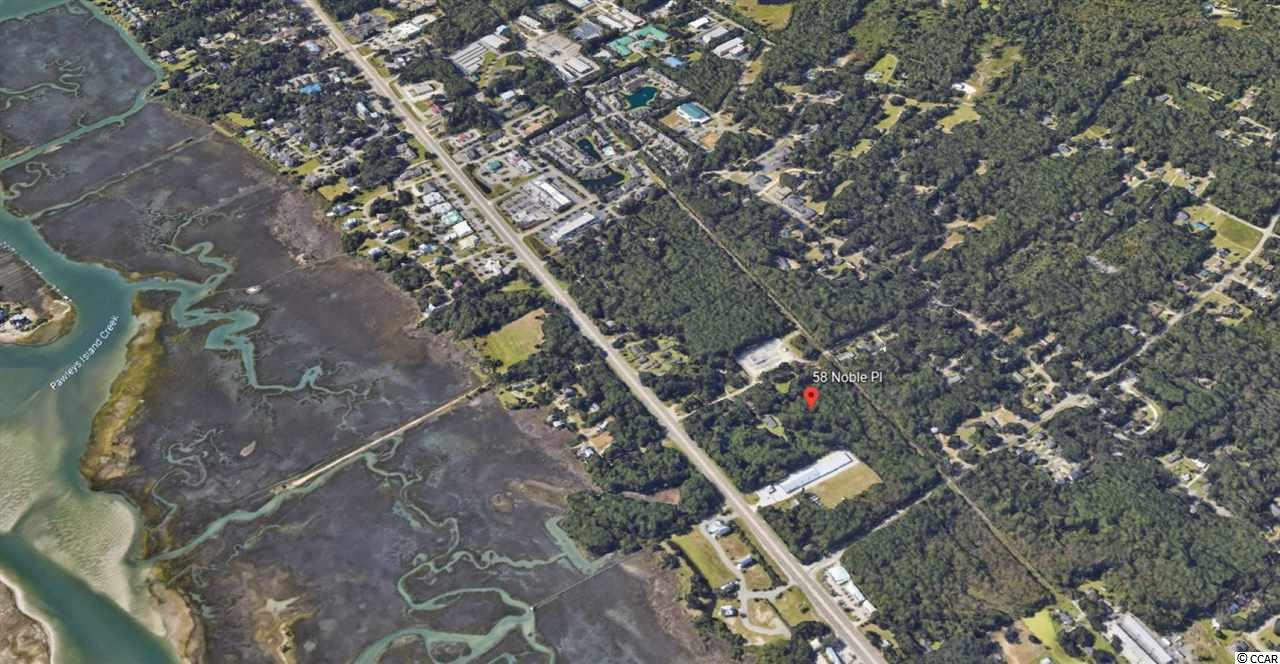 Outstanding opportunity for residential property close to Ocean Highway in the heart of Pawleys Island with no HOA. The perfect place to build your dream home, close to all the area has to offer, restaurants, shopping, dinning and the beaches of Litchfield.