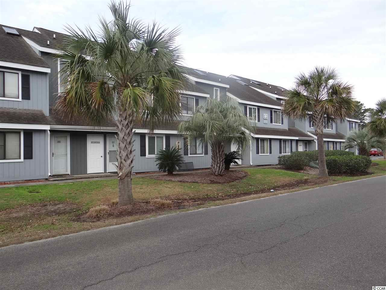 One Bedroom one bath condo in Golf Colony Resort of Deerfield Plantation in Surfside Beach, SC. Perfect for weekend getaways to the beach or a great investimet property to lease for income. Can be leased long term or setup for vacation rental. Centrally located in the middle of the Grand Strand of South Carolina just 1.5 miles to the Atlantic Ocean. Close to shopping, restaurants and night life. Large balcony overlooks the pool. Ask your real estate agent to show this great condo to you today.