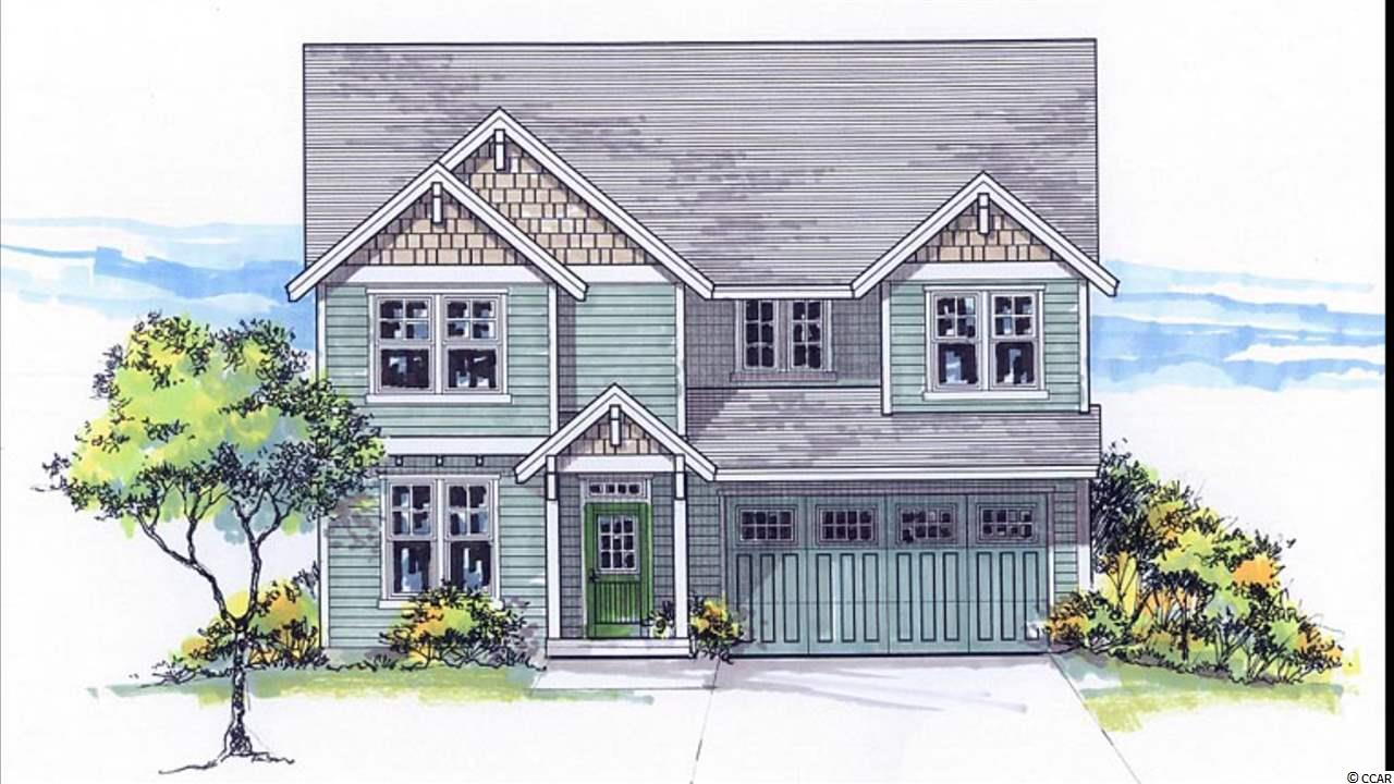 New construction, to be built opportunity with intracoastal waterway views in the popular Palmetto Harbor in North Myrtle Beach, SC. Make all of your custom selections, designs and finishes. Price point includes the lot/land, 2800 heated sq ft, 3200 total, 4BR/2.5BA with finished included in the listing details. Ask or ask your agent to provide the basic spec sheet and you can work right with the builder for final details. This is a partnership with the land owner and Brighton Construction of Myrtle Beach for this custom project. Inquire for more details.