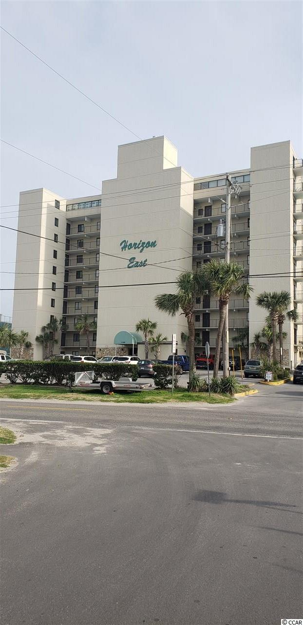 Condos in Horizon East do not come on the market often.  Lucky for you, this unit was just listed in time for the Great Rental Season in Garden City Beach!  Direct Oceanfront with laminate flooring in living areas and carpet in bedrooms.  This beautiful condo comes furnished and ready for you to make it your own! Horizon East features a secure private Key Fob entrance from both the street and beach side entries, private owner's lounge and pool level bathrooms for your convenience.  Two elevators make it easy to access your condo without waiting.  Walk the beach to the Popular Conch Cafe Oceanfront Restaurant, Garden City Pier and all the other attractions that Garden City has to offer.  Call today to schedule your private showing.  Square footage is approximate and is not guaranteed.  Buyer is responsible for verification.