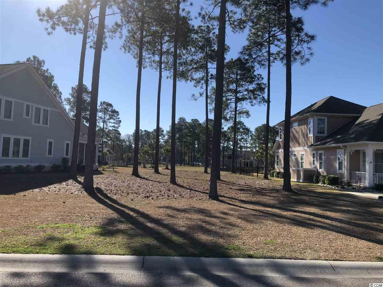 This is a spectacular lot located on the water!  This lot is in one of the most desired communities in Carolina Forest, Waterbridge. Come build your dream home in paradise with no time frame to build. This lot is a short walk to one of the top community amenities throughout the Grand Strand!! The Amenities has a village style clubhouse, multiple resort style pools, swim-up refreshment bar, meeting areas, multiple tennis courts, Sand-volleyball courts, lounging, fitness center, basketball courts, fire-pits, 60 plus acre lake, as well as boat storage and boat launch. Waterbridge is in the Carolina Forest School district,which is one of the top award winning school districts in South Carolina. Waterbridge is a gated community surrounded by 120 acres of protected woodlands. Throughout the community you will have panoramic lake views. An amazing amenities center like no other in any community. Close to restaurants, shopping and the sandy beaches of Myrtle Beach. Come enjoy paradise, its waiting for you! Measurements and Sq. Ft. are estimated and not guaranteed and should be measured by buyer. Buyer is responsible for verification.