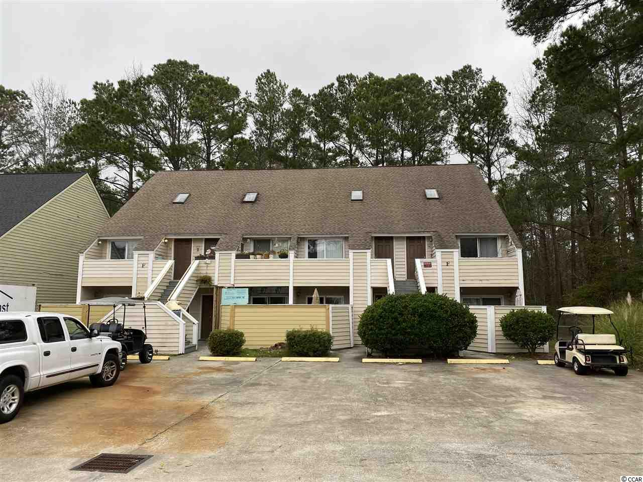 Located in Jamestown in the heart of Garden City. Short drive to the Garden City Pier and Sam's Corner. This condo is on the 2nd Floor and is used as an annual rental. The condo can be used for vacation or permanent residence. Close to Walgreen's and Kroger. Close to Walmart and restaurants. Just a short drive to the Myrtle Beach Airport and Market Commons.