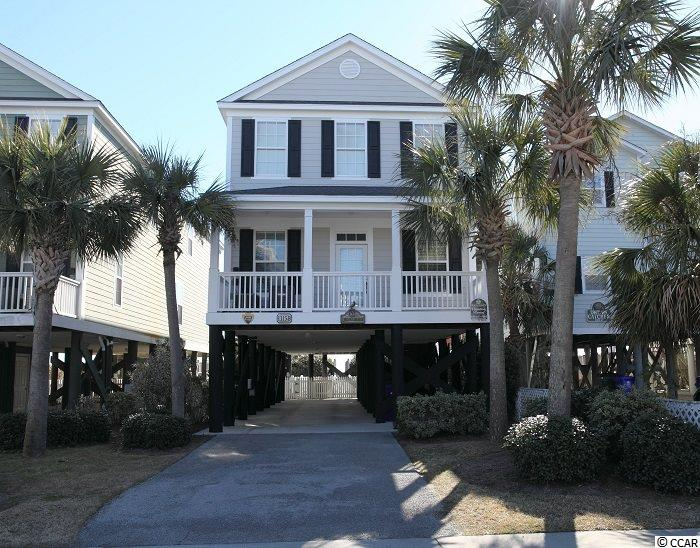 """Direct Oceanfront 5BR, 5.5 BA, Beach Home Located on the North End of Surfside Beach, the """"Family Beach.""""Private Pool , Pool Dimensions: 23' x 12' in Length/Width and 3' to 5' in Depth, Oceanfront/Pool Side & Street Side Covered Porches 1st Level with Accessible Half Bath - Living Area Access, Oceanfront 2nd Level Balcony, Private Walkway to Beach, Exterior Shower, Paved Parking, 1 Parking Bay, 3 Covered Parking, 5 Total Parking, Professionally Landscaped Grounds, Approximately 2,665 Heated Square Feet Professionally Decorated, Central A/C Heat, Ceiling Fans, Recessed Lighting, Oceanfront Master Suite with Jacuzzi & Balcony Access, Oceanfront Living Room with Porch Access, Flat Screen TV, and DVD Player, Flat Screen TVs in Every Bedroom, Additional Sitting Area Upstairs with TV, Ceramic Tile Main Level, Wi-Fi Internet, Washer/Dryer, Fully Equipped Kitchen, Refrigerator, Range/Oven, Dishwasher, Microwave."""
