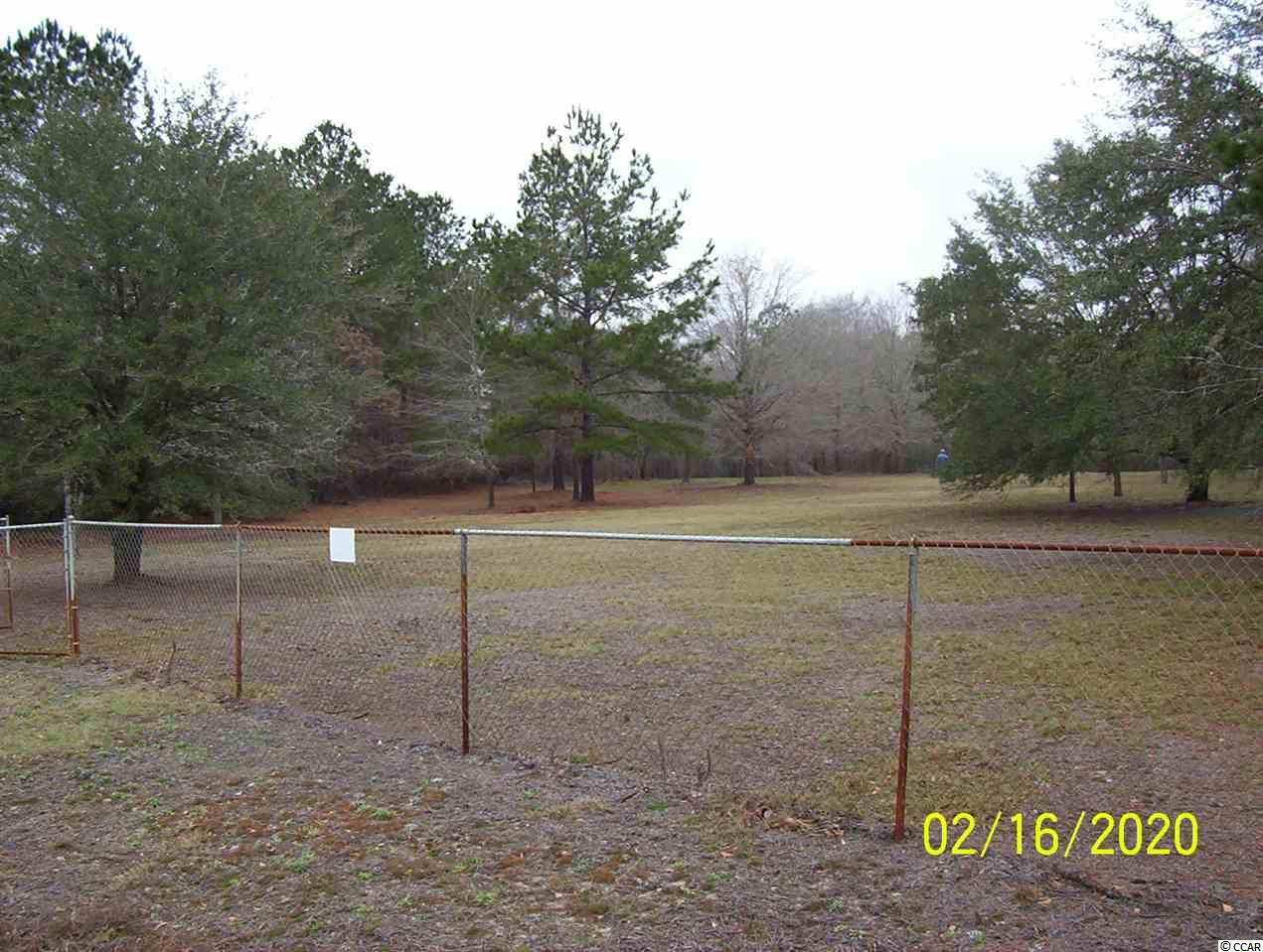 BEAUTIFUL 16.3 ACRE RIVERFRONT TRACT, TRACT IS LOCATED AT THE INTERSECTION OF THE WACCAMAW RIVER AND GRISSETT LAKE, FRONT PROPERTY LINE HAS FENCE ON IT, APPROX. 98 FT. ROAD FRONTAGE, APPROX. 1,165 FT. RIVER FRONTAGE , OLDER PLAT ON FILE, GRAND STRAND WATER/SEWER AT PROPERTY FRONT, LOTS OF HARDWOODS AND PINES, WETLANDS AMOUNT IS QUESTIONABLE, PROPERTY IS FLOOD ZONED, MUST BUILD ON PILINGS, COMPLETE PEACEFUL AND QUIET AREA, ZONING WILL ALLOW FOR MOBILE HOME, MODULAR HOME, AND HOUSE, AE FLOODWAY, BASE FLOOD ELEVATION IS 14 FT. PLUS 1 FT., DEED RETRICTIONS ON FILE, MAKE OFFER!!!!!