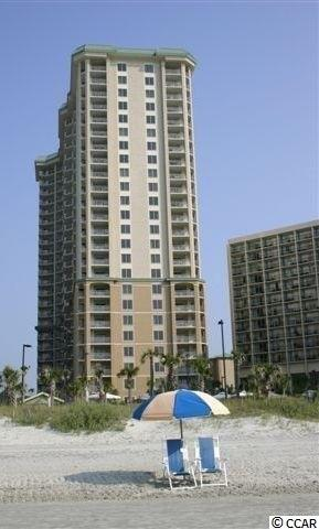 The current owners have kept this beautiful condominium in pristine condition!  Prime location, just steps from the Atlantic!  You will not regret viewing this beautiful two bedroom, two bath unit at one of the most highly desired high rises in Myrtle, The Royale Palms.  Whether you are looking for a primary, second home or investment, this spacious home can handle the job.  This unit has beautiful granite counter tops in the bathrooms and kitchen, has been freshly painted throughout, brand new living room furniture, newly refurbished dining room and living room table, as well.  Investors, you need to take a look at this one!   Great rental income make this an asset to the portfolio.  Kingston Shores is the sister property to Kingston Plantation, which is the most prestigious and secluded resort Myrtle Beach has to offer.  So you and your guests will get to enjoy an amazing variety of amenities.  Our new state of the art fitness center and spa, 12 acre fishing lake, and our Splash water park will keep your guests coming back year after year.  Come see all that this home away from home has to offer!