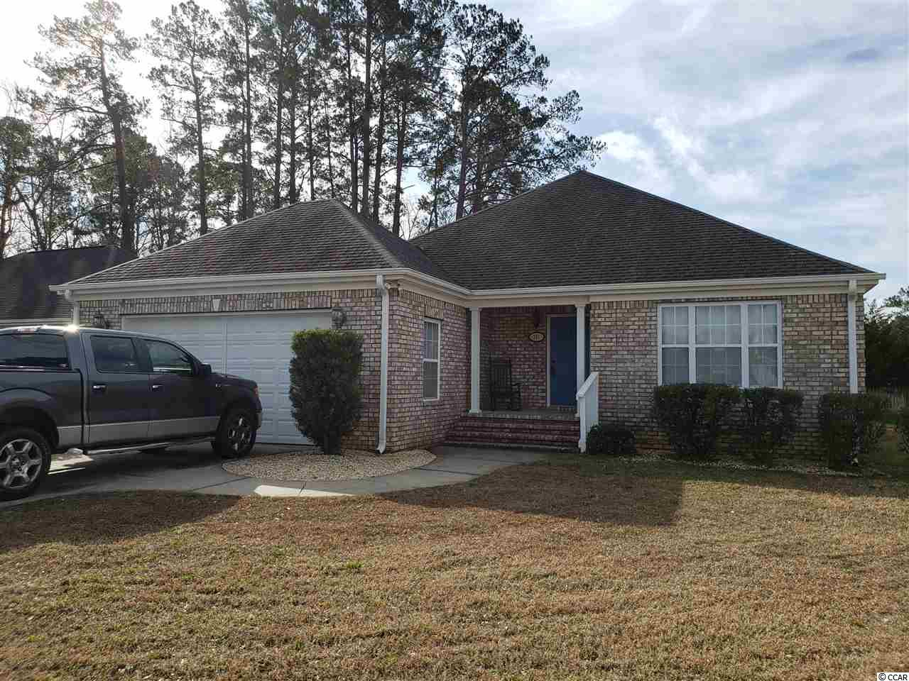 3 bedroom/2 bath home in the Parsons Gardens area of Georgetown. This well keep home has an open floor plan and a large garage. Is just minutes from the Historic District downtown, shopping and dining on the waterfront. Square footage is approximate and not guaranteed. Buyer is responsible for verification.