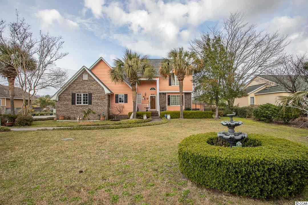 Direct waterway, one owner.  High elevation with recent new roof.  Hardwood floors.  Don't miss this beautiful home.  No HOA.