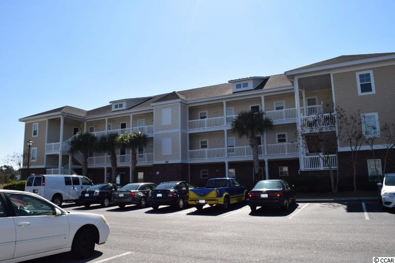 s Wonderful opportunity to own a 2BR/2BA Condo on Top, third floor overlooking a tranquil water view. This community amenity area overlooks a beautiful 8 Acre Lake and natural views. Kiskadee Parke Condo is set within the acclaimed Wild Wing Plantation. Short drive to sandy Beaches, golf, boating and all Myrtle Beach attractions. Condo is spacious, Vaulted ceiling in LR.  Tray Ceiling in Master Bedroom. open concept. 2 Bedrooms with 2 Baths, stackable Washer Dryer. Newer Carpet, Building is prime location at front of Community. Walk across the parking lot to all the amenities - offers a Large outdoor Pool, clubhouse with fitness room, Tennis, Volleyball, Basketball. Location is convenient to shopping. New Aldi grocery store is approximately a mile away. Medical, Tanger Outlets, schools, CCU, HGTC.  All information is deemed reliable but not guaranteed. Buyer is responsible for all verification