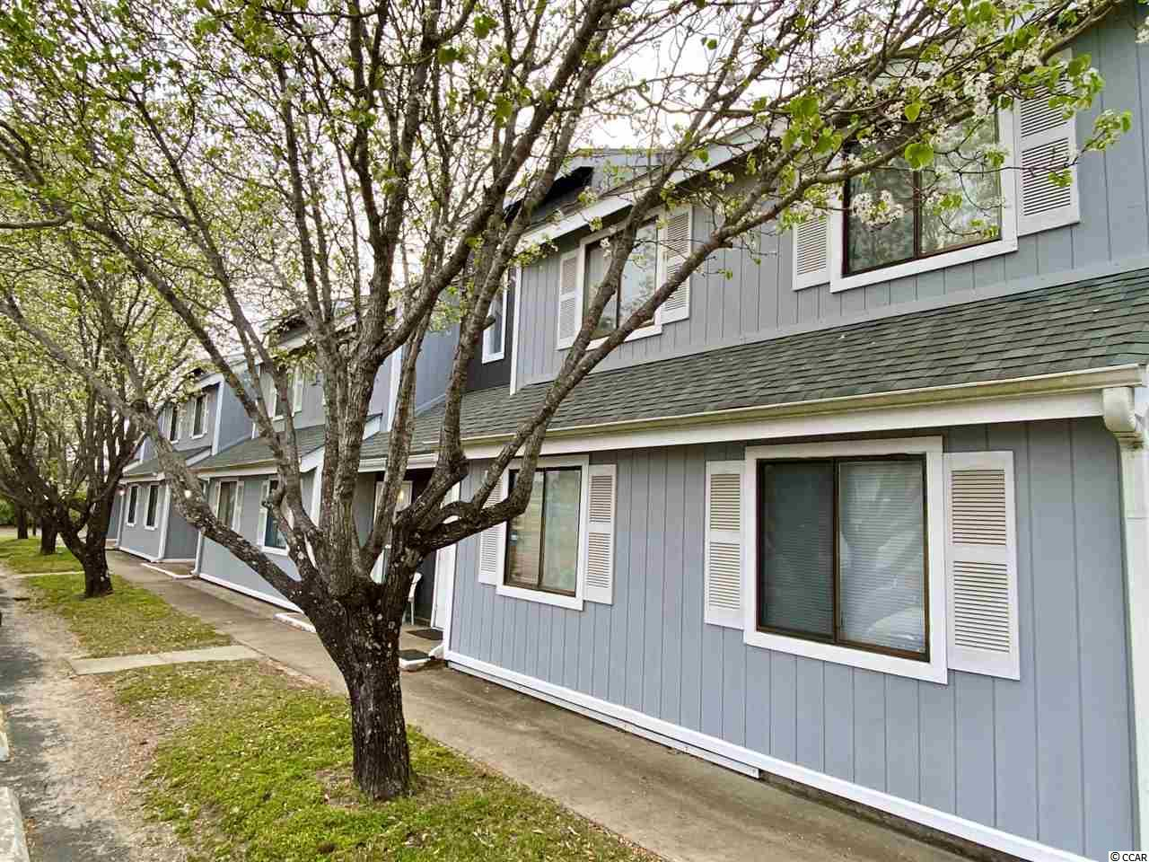 Great opportunity for the savvy investor. Ground floor 2 BR 1.5 BA with screened porch, located by pool, close proximity to hospital, schools and the beach. Needs new carpet and paint, but with a little tlc this property would make a great home or rental investment. Listing agent is member of Llc that owns this unit.