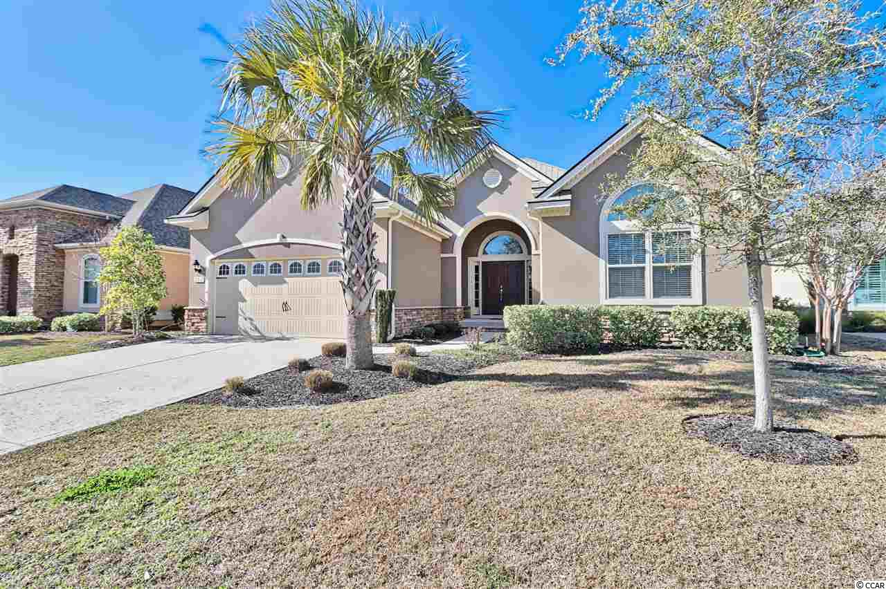 Enjoy resort living in Barefoot Resort at Tuscan Sands. This beautiful Cumberland floor plan offers spacious, open living areas. The kitchen is equipped with granite counter tops, stainless steel appliances, and a large island perfect for entertaining! This home also boasts natural hickory hardwood floors throughout the living and kitchen areas. The master bedroom has a tray ceiling with crown molding and walk in closet. The master bath has a tile shower, linen closet, and double vanity with granite counter top. This home also includes a screened in porch, secluded upstairs bedroom and bath, extra den/office, two-car garage, and an abundance of storage space.   With four award winning golf courses, driving range and practice area, an onsite marina, restaurants, and shopping galore, Barefoot Resort offers everything needed for the perfect relaxing lifestyle.