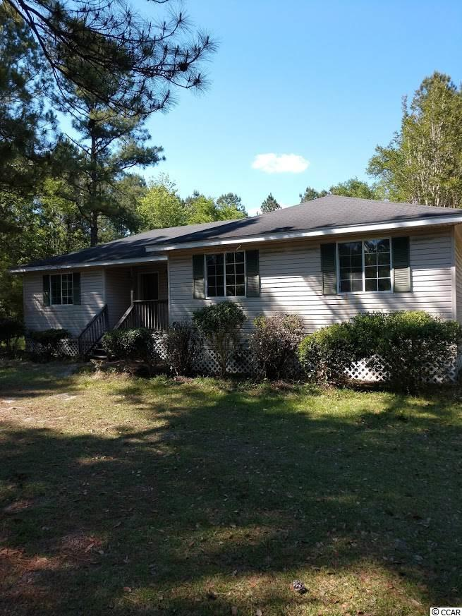 """Home is being sold """"as is, where is"""" and will not qualify for traditional conventional or FHA financing. Home has great potential. Located on  a private 2 acre wooded lot with a pond. Kitchen has been gutted. LA is related to Seller. Seller is a SC Real Estate Agent. Seller will make taxes current."""