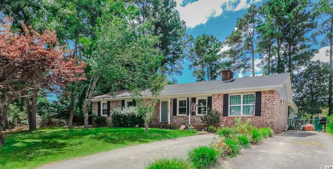 Very spacious 4 bed, 3 bath, all brick home with no HOA.  The 4th bedroom is a detached mother-in-law suite fully equipped with a kitchen, bathroom and a private entrance.  In the past year the home as received a new roof and a new AC.  The kitchen and bathroom upgrades are less than 3 years old.  This home has modern tile flooring throughout the living area, stainless steel appliances and a brick fireplace.  This home also boasts tremendous storage as well as a large fenced backyard with an above ground pool.