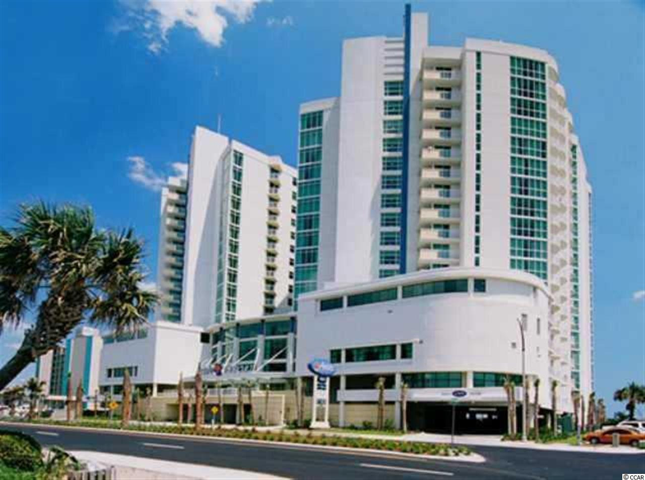 """Welcome to one of the largest 3BR oceanfront units on the ocean.  The balcony is second to none that is extended with a kick out off of the master bedroom.  This """"D"""" FLOOR TYPE at the Avista Resort is only one of Four built there and boasts higher ceilings being on the 1st floor that connects with an atrium.  It is considered a """"Triple Bay Unit"""" with three accesses to the oceanfront balcony.  No need to wait on the elevator and close to the restaurant and front desk check in, but still able to see the many outdoor pool amenities from the over sized oceanfront balcony.  Only three walking blocks to Main Street that has tons of shops and restaurants.  This is a very large 3BR unit that needs to be seen."""
