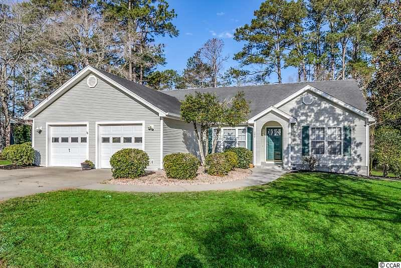 Fantastic location just seconds from Conway Hospital and Coastal Carolina University. Coastal Heights is only minutes from the Grand Strand beaches. This spacious 3 bedroom, 2 bath home has an over-sized 24x22 attached garage, huge yard, beautiful sun room and more. Come see this property today.