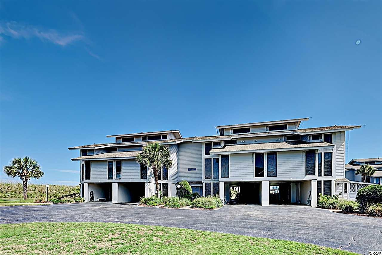 Rare opportunity to own an incredible oceanfront condo in Inlet Point.  There are only 4 oceanfront buildings in this wonderful Litchfield Beach community that offer the spacious bedroom floorplan.  Each bedroom offers its own bathroom and the master suite features a private screened porch overlooking the beach, custom tile shower, vaulted ceilings and additional space in the loft.    Ocean views are available from much of the condo including the living room, kitchen, dining area, screened porches, sun deck and two bedrooms!  Gas fireplace, wet bar, and upgraded kitchen that includes granite counter tops.   Enjoy the low profile building and open green space throughout Inlet Point, 24x7 manned guard gate, 2 swimming pools, community hot tub, playground area, and a crab dock on the Litchfield creek.  Located only an hour and half drive to Charleston and about 30 minutes to the Myrtle Beach International Airport.