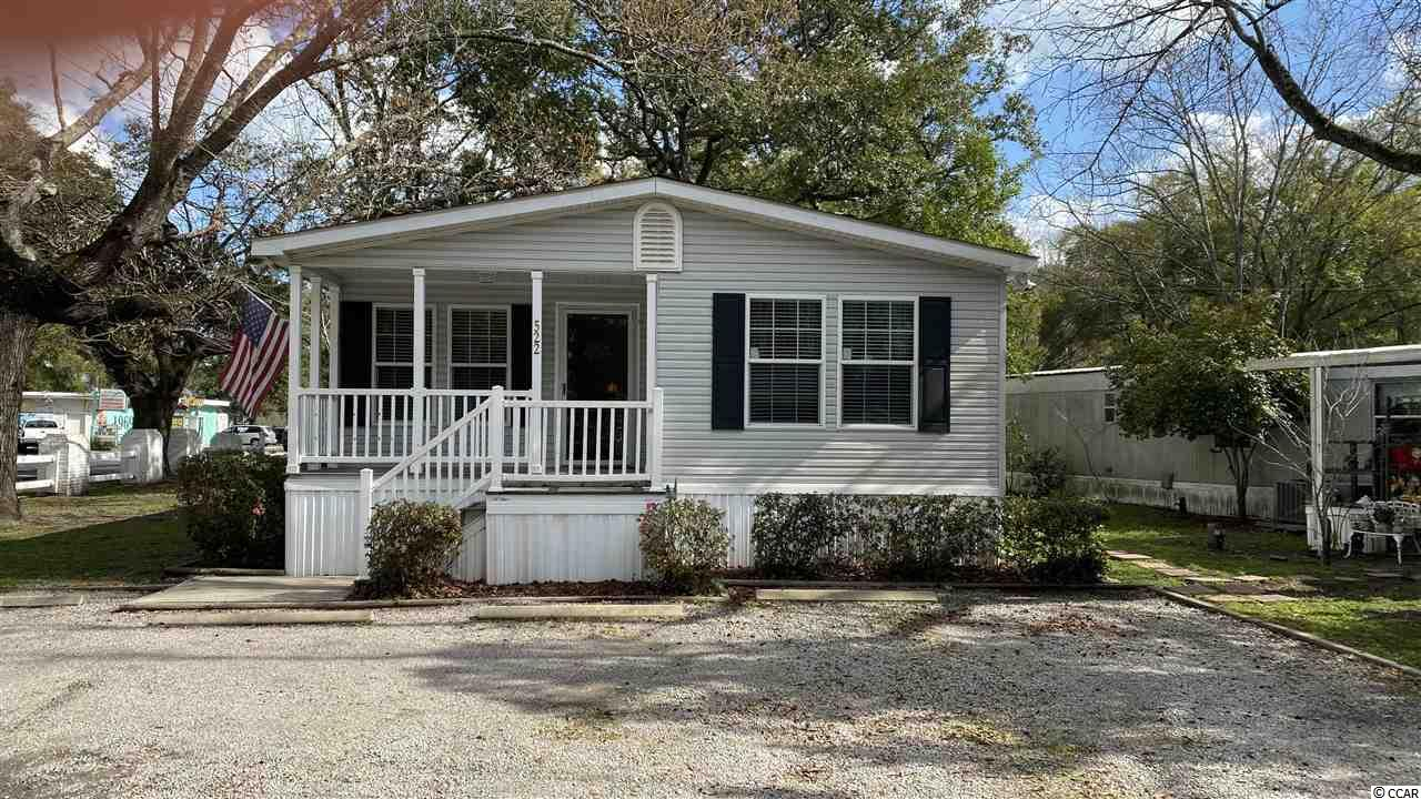 Waterford Oaks is a annual lease mobile home community.  Been used as a model and sales management office. Seller is repainting interior and will be installing new flooring throughout.