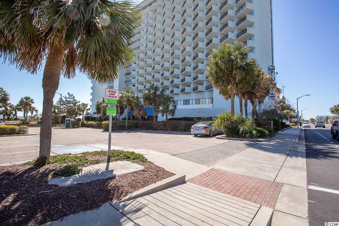 END Unit on South Side.  Two bedroom and bedroom and living room direct ocean view.  Tile floor throughout.  Nicely furnished with some upgrades. Fireplace in unit. Stack washer/dryer in unit.