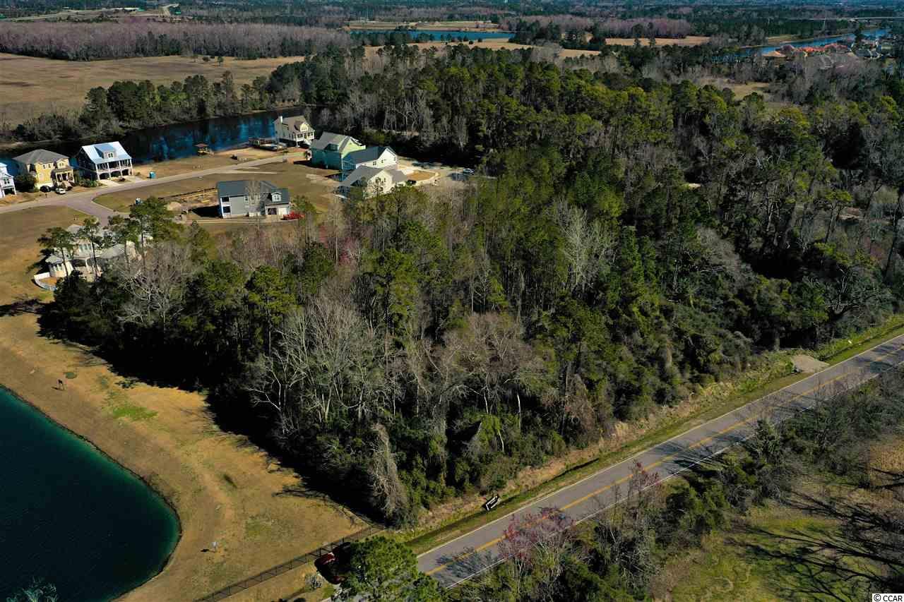 An amazing opportunity for a waterway development.  This property has 3.90 acres with 150 feet of frontage directly on the Intracoastal Waterway (ICW) in North Myrtle Beach.  This property is adjacent to 9.42 acres (MLS # 2013312) which brings the total acreage to 13.32 acres. Water and sewer available. These properties are located in the last undeveloped area on the Waterway in North Myrtle Beach.  They are surrounded by golf, shopping, restaurants, boat landing, highway 31, highway 22, and Robert Edge Parkway.