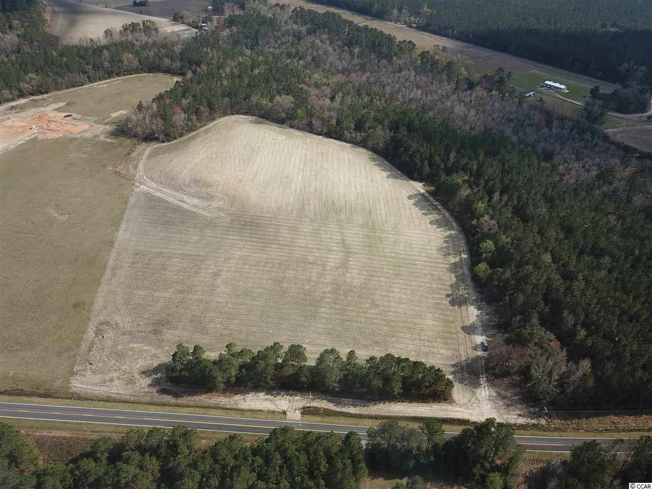 Beautiful farm to build your dream home and have your horses and cows if you wish! A section of this farm is cleared with wooded area at the back of the property for great privacy! Excellent road frontage!