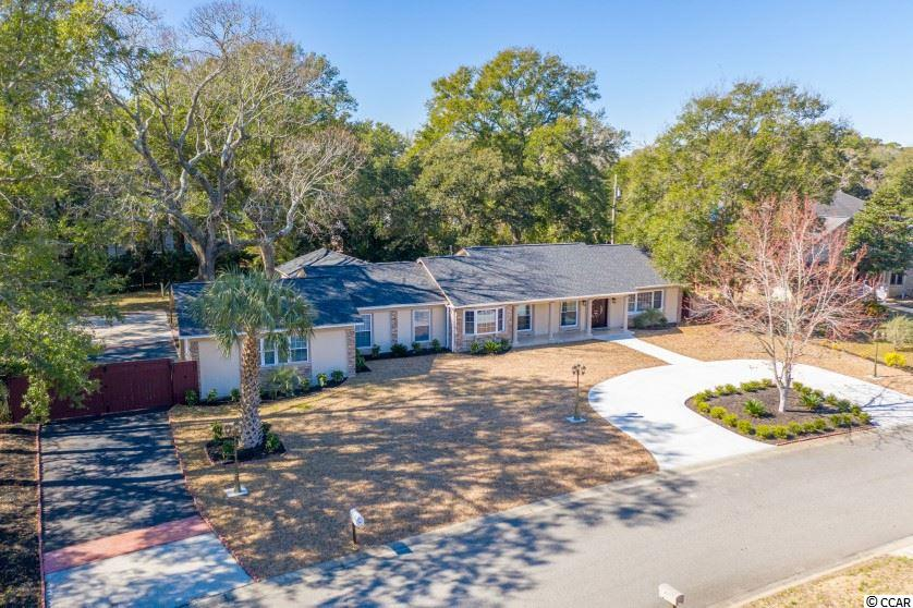 Great opportunity to own a custom home just a few blocks from the Ocean. Popular location in the heart of Arcadian Shores on a 1/2 acre lot with voluntary HOA. Completely remolded home with custom features. No expense was spared to give you the modern luxury in a traditional ranch home. Spacious 3 bedroom, 2 1/2 bathroom home with all the bells and whistles. Enjoy gas logs and appliances, hardwood flooring, upgraded lighting, plumbing and mechanical systems. Large back yard with plenty of privacy, just a short walk to neighborhood amenities and the beach. Take advantage before this one slips away.