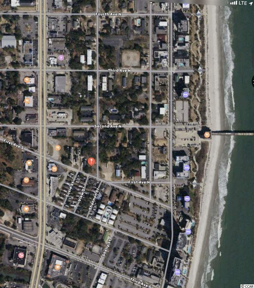 Excellent location!! Corner lot located 2 blocks from the beach! MU-H zoning allows for multiple units to be built on the lot. Lot is cleared and has public water and sewer. Sign is on the property.