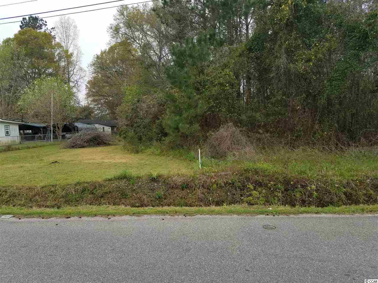 A residential lot in McDonald area of Georgetown. 5 minutes from the Historic District of Georgetown. Shopping and dining on the water front. Has 80 ft of paved road frontage. Measurements are approximate and not guaranteed. Buyer is responsible for verification.