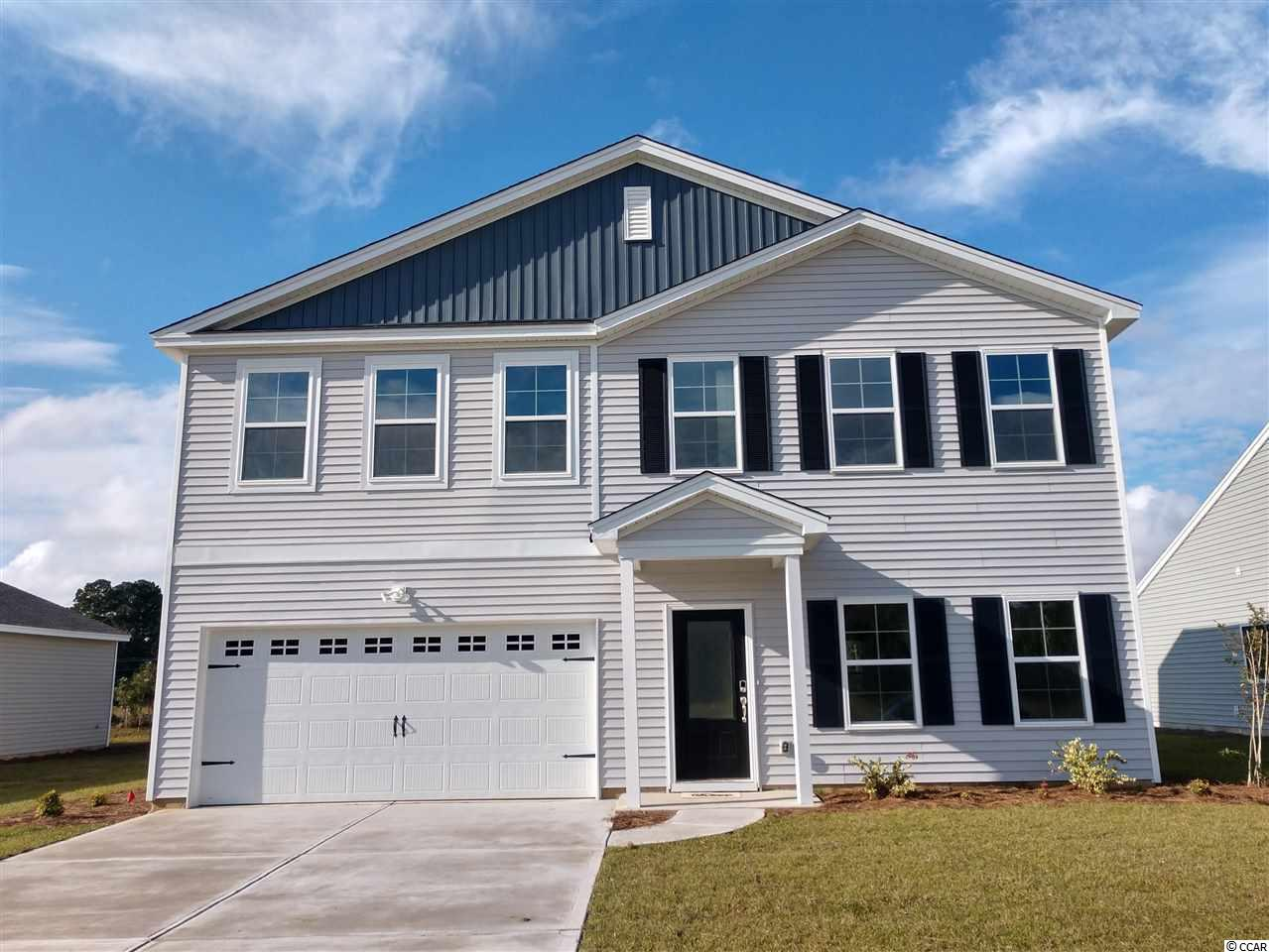 New Community with Pool!! Sugarloaf Now Selling!! This McDowell plan is under construction, to be completed by July 2020. With 2,237 Htd SF, this 2-story home has 4 bedrooms, including a flex room downstairs, 2.5 baths, plus aloft! Plenty of space for everyone! Tankless Gas Hot Water, Gas Heat, and Gas Range/Oven, Stainless Steel appliances, Granite in Kitchen, Wood-look plank waterproof flooring, crown molding, Covered patio with fan, Lawn Irrigation system, and more! Pictures are of a McDowell plan in another community. All measurements are considered accurate but not guaranteed. Buyer to verify. Your buyers will have Peace of Mind with Mungo Homes Nationally Recognized Customer Service Care! All measurements are approximate. Buyer should verify.