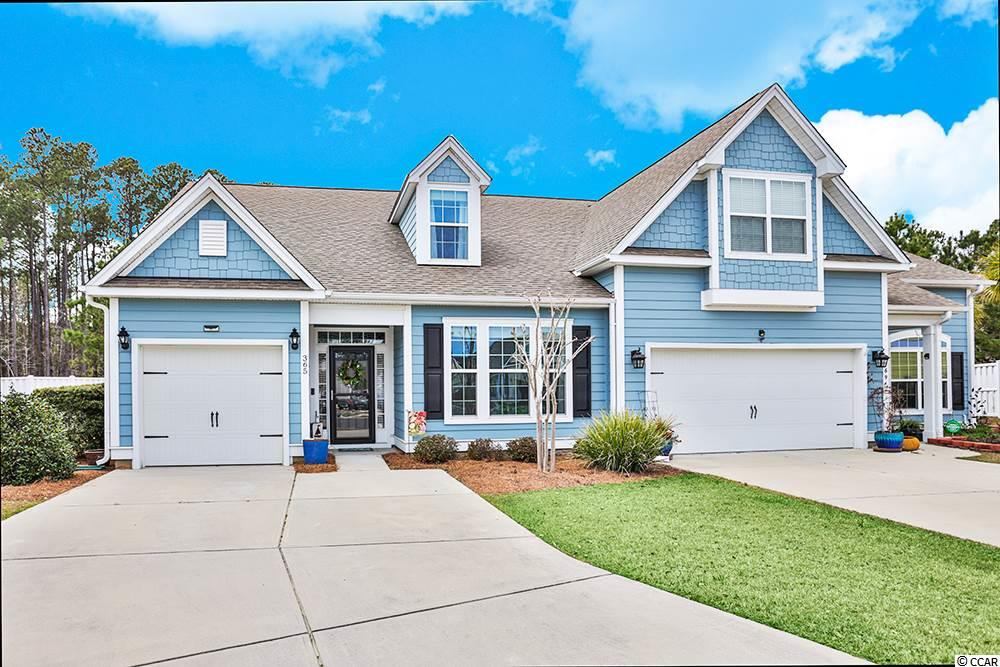 Look no further....this home shows better than any model out there with all the upgrades! Ocean Walk is a resort community focused on the Beach Life with indoor and outdoor pool, lazy river, hot tub and fitness center. This nicer than new 4 bedroom, 3 bath home is perfect for entertaining with open floor plan and beautiful screened in porch with fenced in back yard.The kitchen is a chefs delight with plenty of cabinet space, granite counter-tops and stainless steel appliances.  The 1st floor features 2 bedrooms one of which is the master bedroom with dual walk in closets, garden tub, separate shower and double vanity. The 2nd bedroom on the 1st floor has a private bathroom. Location is everything with this truly move in ready maintenance free home with the HOA covering insurance, yard care, roof replacement, exterior paint, windows and access to community amenities. Make your appointment today.