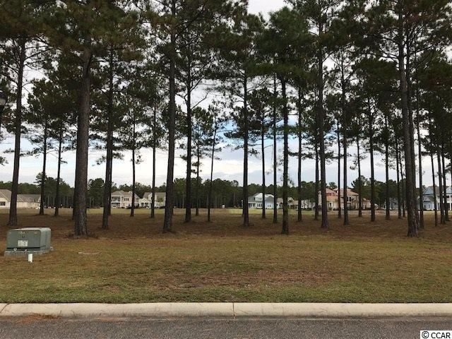 Vacant residential lot in the highly desireable Waterbridge section of Carolina Forest.  Lot is .24 acres and overlooks pond.  Gated community.  Large clubhouse and amenity center.  Community features fitness center, large pool area with swim up refreshment bar, walk down fire pit, tennis courts, volleybal & basketball courts, boat ramp with pier.  Short drive to the ocean and conveniently located close to shopping, dining, golf, entertainment, and all area attractions.