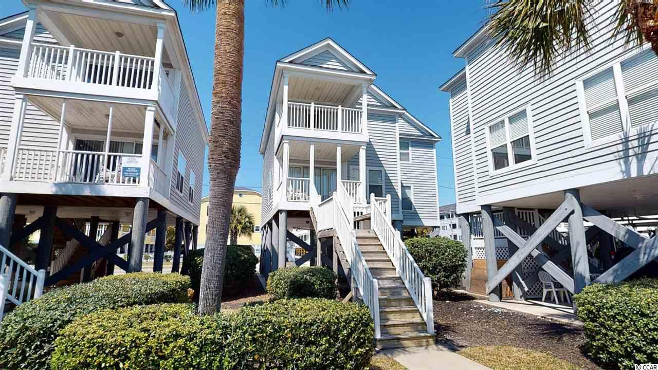 This home is one of the best oceanfront values in Garden City! Check out the beachside pool! Incredible dunes and perfect part of the beach within walking distance to Garden City Pier, arcade, shops etc…Great Rental property or primary residence with very low HOA's.New HVAC, upgraded new granite counter tops, new back porch...   see it in 3D - In3D.Live