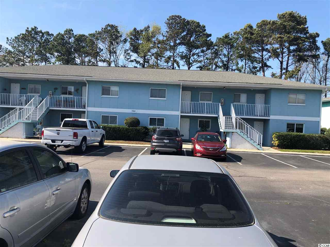 2 bedroom 2 bath condo in the highly desired neighborhood of Tradewinds II, centrally located near all the Grand Strand has to offer. Washer and dryer also convey. These units do not last long in this area!!
