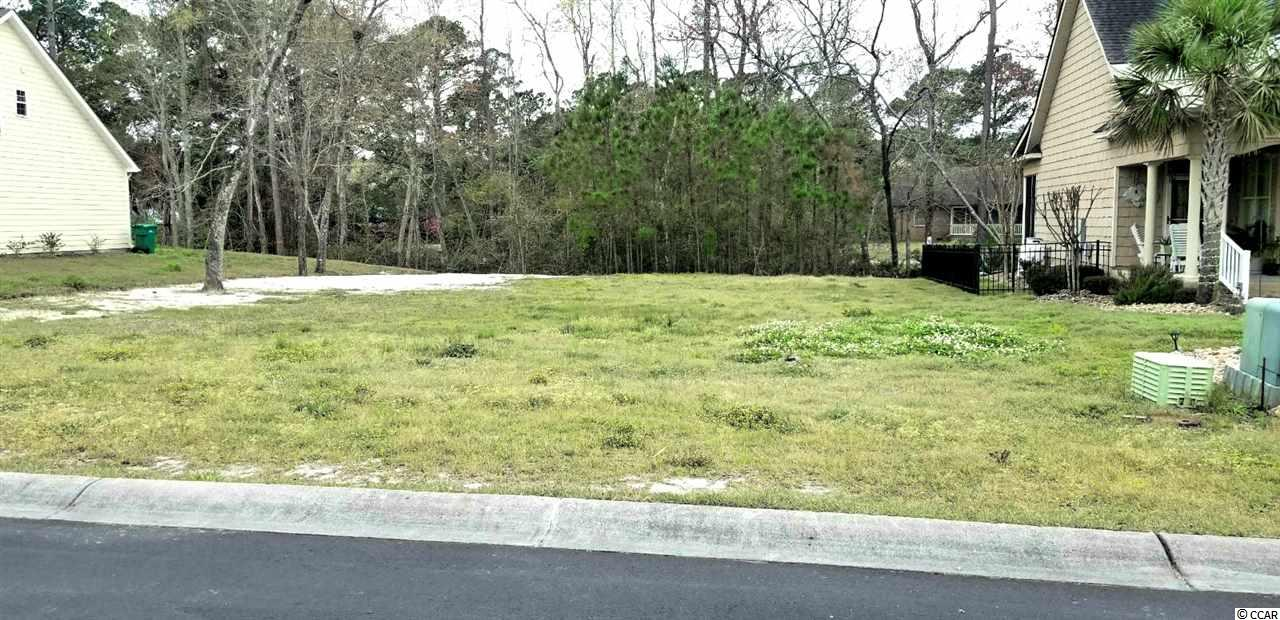 Cleared Lot with utilities in place ready for your custom DREAM HOME! Located in the quaint community of Windsong in Little River, SC, this large build site is the perfect place for your second home retreat by the water or primary residence. Just minutes away from the waterfront restaurants, bars and community events including the world famous Blue Crab Festival. The opposite end of Mineola Ave is home to charter fishing and even a Casino Boat! Only 7 minutes away from the beautiful beaches of Cherry Grove and the fishing pier. Enjoy championship golf, a newly expanded hospital, great schools and excellent shopping nearby. Come envision the lifestyle your future custom home will offer!