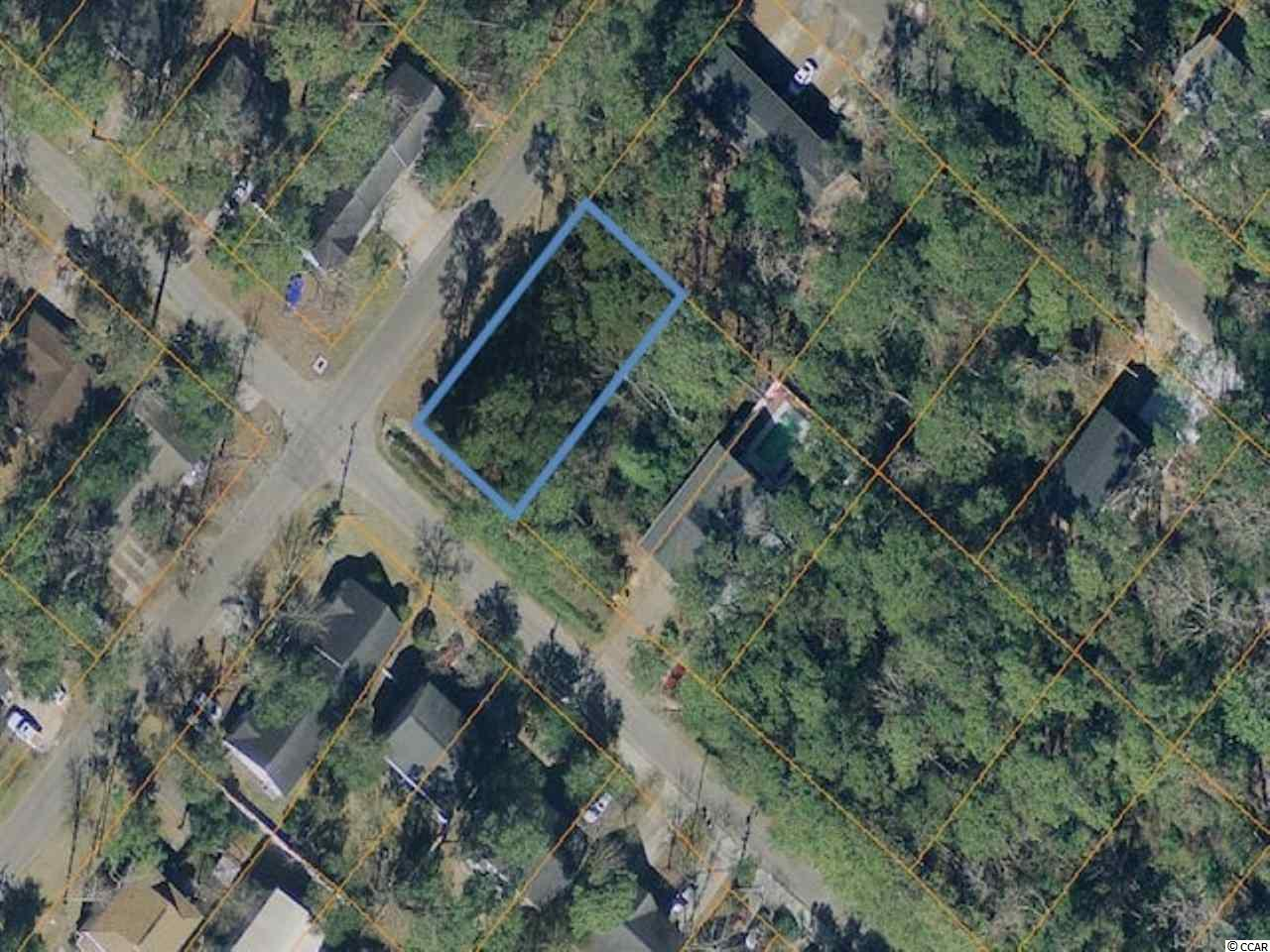 Great residential lot in the heart of Surfside Beach! Popular neighborhood with no HOA.