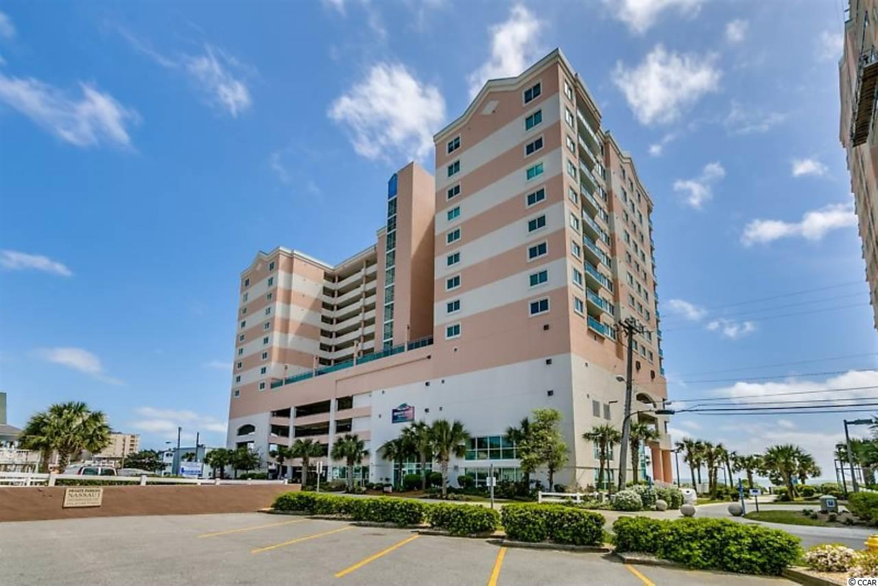 Rare opportunity to purchase this direct oceanfront 3 bedroom 3 bath End Unit on the 12th floor in Crescent Keyes ! Unit 1210 features an open floor plan with additional windows in the living area as a corner unit, bringing in extra natural light. The kitchen is equipped with all appliances, granite countertops, large breakfast bar, and separate dining area next to the living room. Each bedroom includes a ceiling fan, plenty of closet space, and access to its own bathroom. The master bedroom is directly on the oceanfront with a private slider glass door that gives you access to the oceanfront balcony ! Enjoy the gorgeous views of the Atlantic Ocean in the mornings from your glass panel balcony with your coffee or in the afternoons with your favorite beverage. Crescent Keyes luxury amenities include indoor and outdoor pools, lazy river, hot tubs, exercise facilities, and more. Perfectly situated in the heart of North Myrtle Beach, close to all of the Grand Strand's finest dining, shopping, golf, and entertainment attractions. Whether you are looking for a second home on the beach or your next investment opportunity, you won't want to miss this. Schedule your showing today!